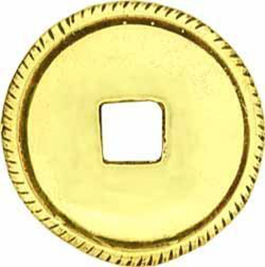 Picture of Backplate - Round Raised Convex