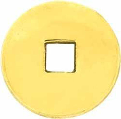 Picture of Backplate - Round Plain Flat Penny