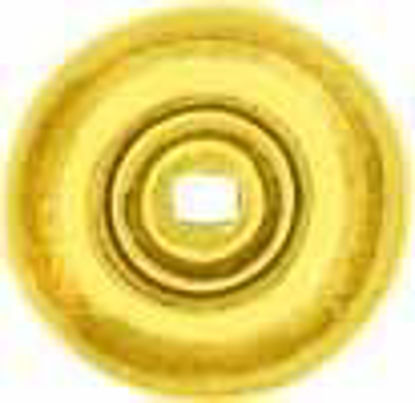 Picture of Backplate - Round Convex