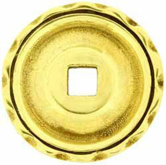 Picture of Backplate - Flat Round