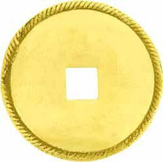 Picture of Backplate - Plain Round Convex