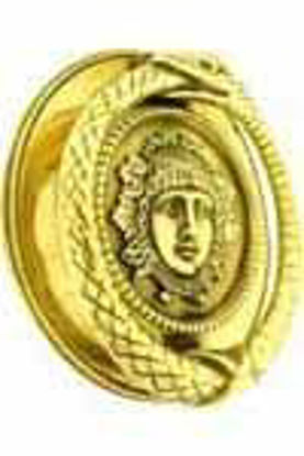 Picture of Door Knocker - Regency Greek Goddess