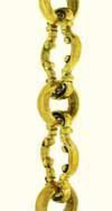 Picture of Chandelier Chain - C Scroll Link