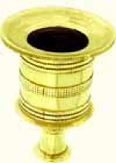 Picture of Sconce - Candle with Drip Pan
