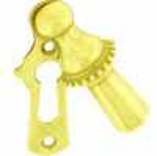Picture of Escutcheon - Crown Crest