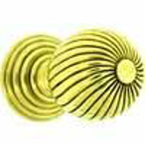 Picture of Knob - Oval Spiral Fluted