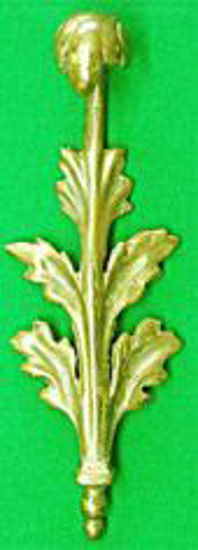 Picture of Mount - Curved Fern Leaf