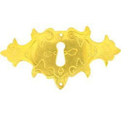 Picture of Escutcheon - Engraved Flat Plate