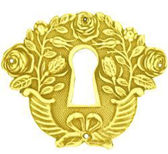 Picture of Escutcheon - Flat Chased