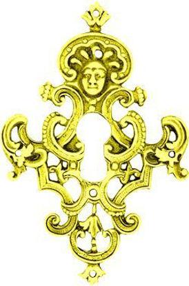 Picture of Escutcheon - Decorative Pierced