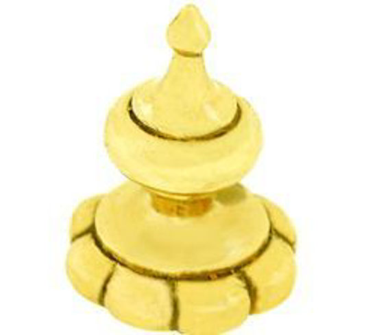 Picture of Finial - Decorative Scalloped