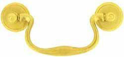 Picture of Handle - Swan Neck - Plain