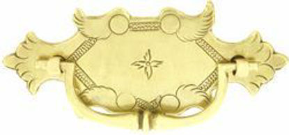 Picture of Handle - Plate - Engraved