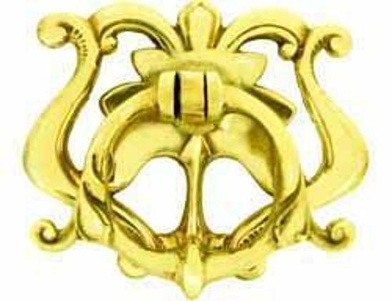 Picture of Handle - Ring - Pierced - Art Nouveau