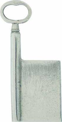 Picture of Key Blank - Steel - Oversized Bit