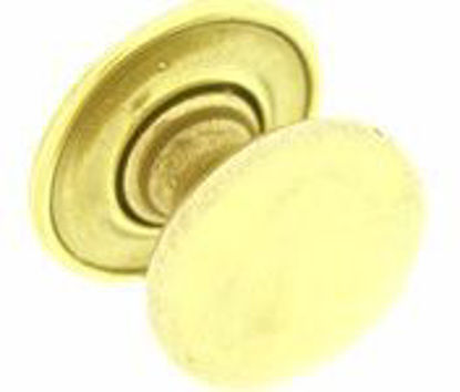 Picture of Knob - Cupboard - with Backplate
