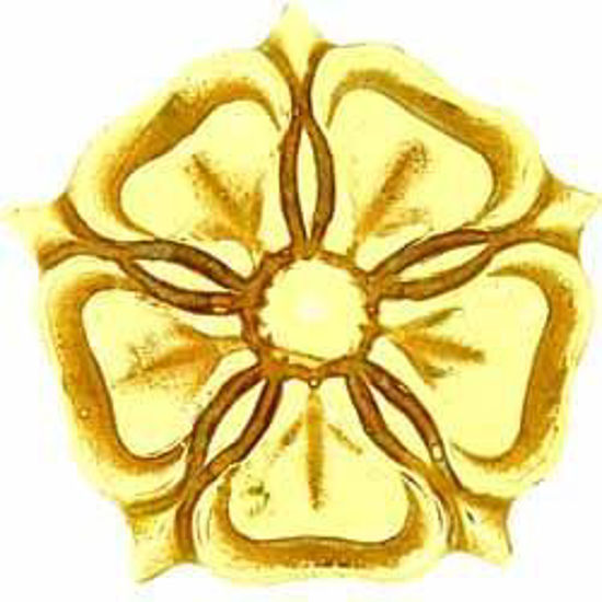 Picture of Patera - Tudor Rose - Flat - Petal
